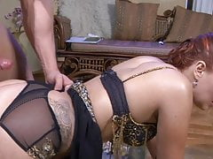 Russian Mom gets Anal Fucked