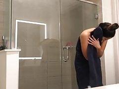 Hidden Shower 12 - Beauty in the shower 1